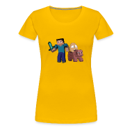 T-Shirts ~ Women's Premium T-Shirt ~ An Egg's Guide - Womens