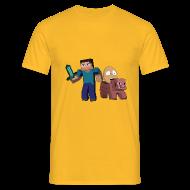 T-Shirts ~ Men's T-Shirt ~ An Egg's Guide - Teens