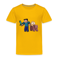Shirts ~ Kids' Premium T-Shirt ~ An Egg's Guide - Kids