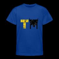 Shirts ~ Teenage T-shirt ~ Testificate Man - Teens