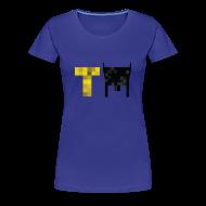 T-Shirts ~ Women's Premium T-Shirt ~ Testificate Man - Womens