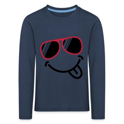 Kinder Shirt Premium - Kinderen Premium shirt met lange mouwen