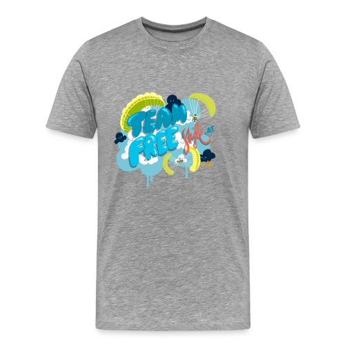 Bubbllestyle - Männer Premium T-Shirt