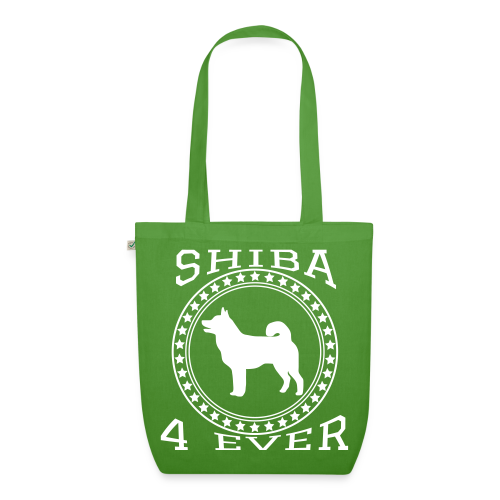 Shiba 4Ever Bio-Stoffbeutel - Bio-Stoffbeutel