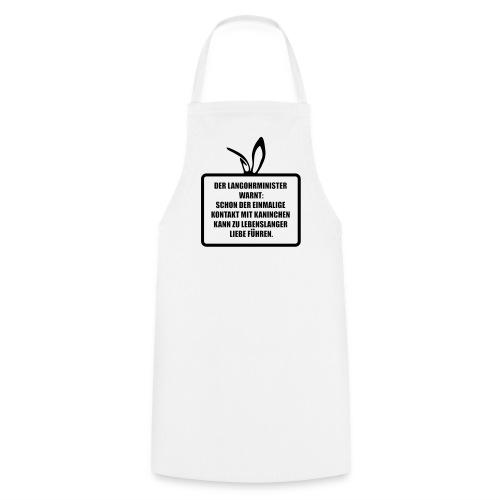 Langohrminister - Kochschürze