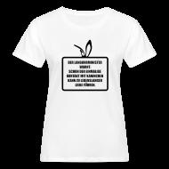 T-Shirts ~ Frauen Bio-T-Shirt ~ Langohrminister