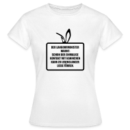 T-Shirts ~ Frauen T-Shirt ~ Langohrminister