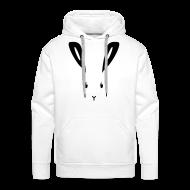 Pullover & Hoodies ~ Männer Premium Kapuzenpullover ~ Pandhase