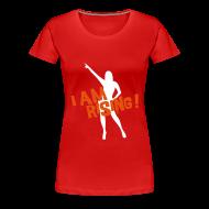 T-Shirts ~ Frauen Premium T-Shirt ~ Red Rising  2/1