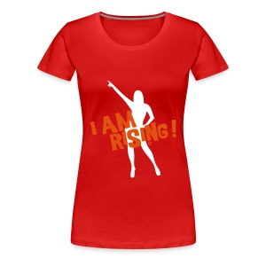 Red Rising  2/1 - Frauen Premium T-Shirt