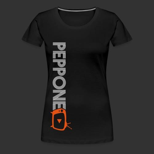 Peppone Vertigo - T-shirt Premium Femme