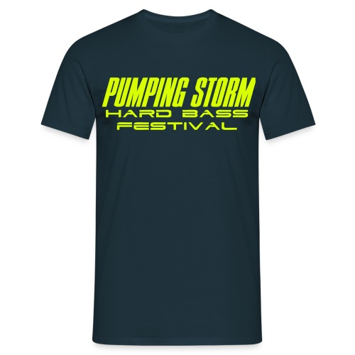 Pumping Storm HBC033 - Men's T-Shirt
