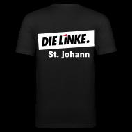 T-Shirts ~ Männer Slim Fit T-Shirt ~ Männer Shirt