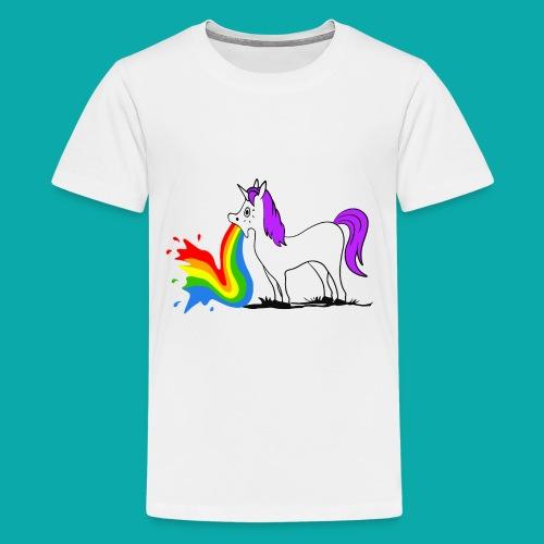 Tee-Shirt Ado Vomicorne - T-shirt Premium Ado