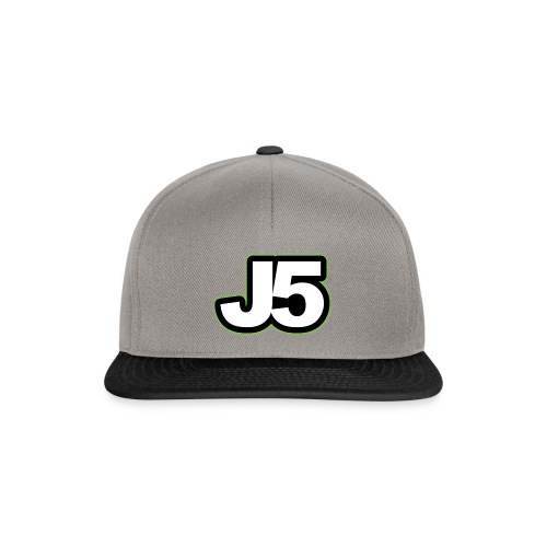 J5 cap - Snapback Cap