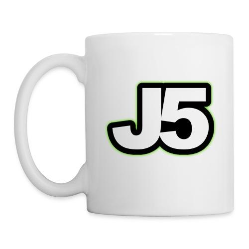 J5 kaffe kop - Kop/krus