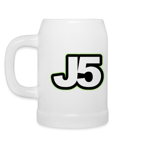 J5 øl mug - Ølkrus