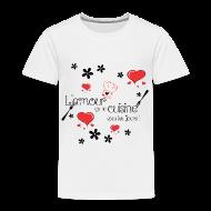 Tee shirts ~ T-shirt Premium Enfant ~ Numéro de l'article 105393589