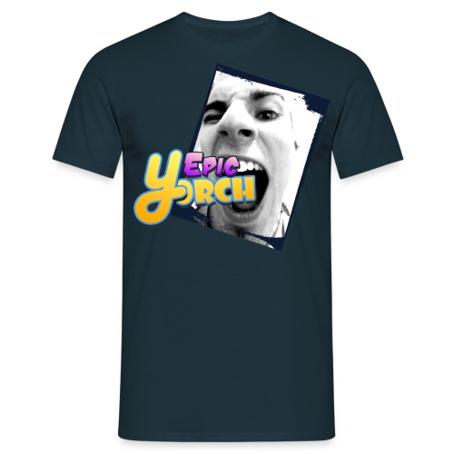 EpicYorch Face Gaming - Camiseta hombre