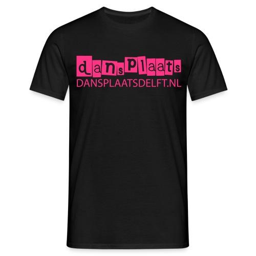 Dansplaats Delft T-shirt volwassenen - Mannen T-shirt