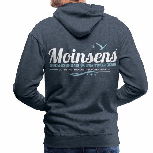 Moinsens - Männer-Hoodie - Männer Premium Hoodie
