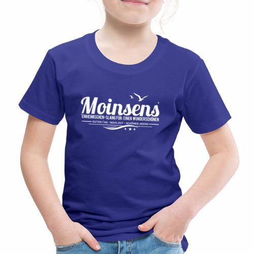 Moinsens - Kinder-Shirt - Kinder Premium T-Shirt