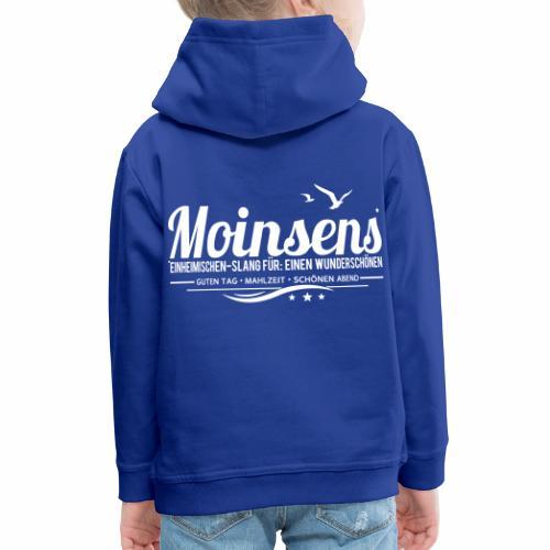Moinsens - Kinder-Hoodie - Kinder Premium Hoodie