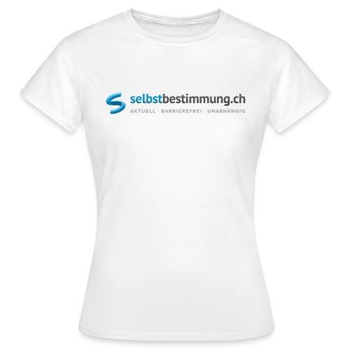 selbstbestimmung.ch - Frauen T-Shirt