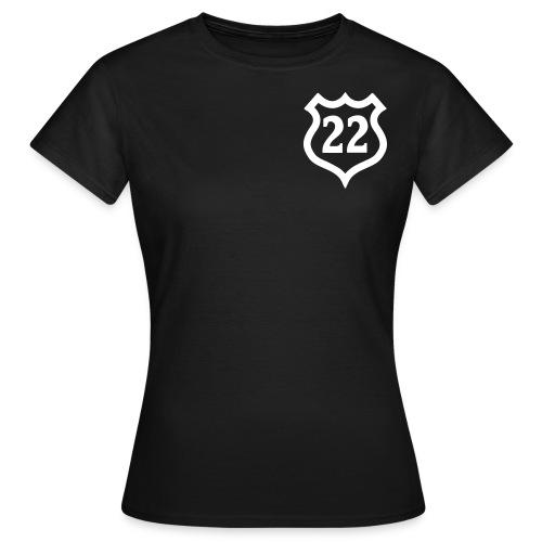 BlazeWolf Womens Player T-Shirt - Women's T-Shirt