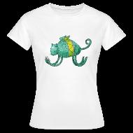 T-Shirts ~ Women's T-Shirt ~ iCat Womans tee