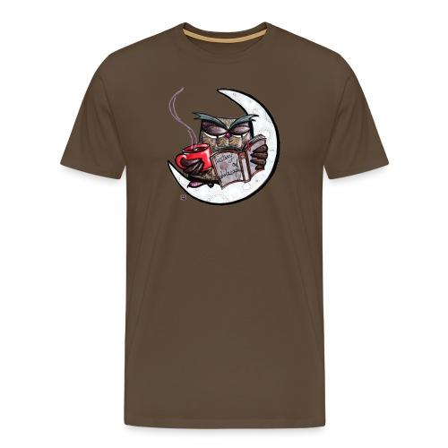 fighting with the night - Men's Premium T-Shirt