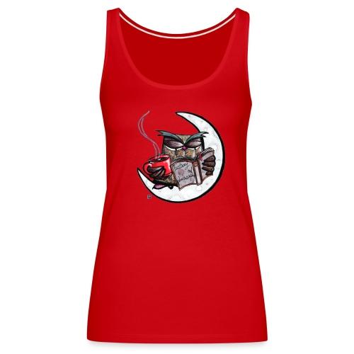 fighting with the night - Women's Premium Tank Top