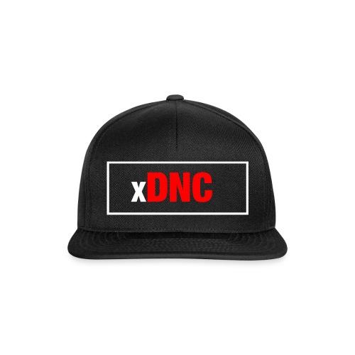 xDNC SnapBack ohne Nummer - Snapback Cap