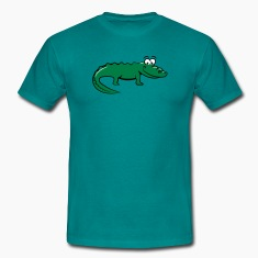 Crocodile sweet loving T-Shirts