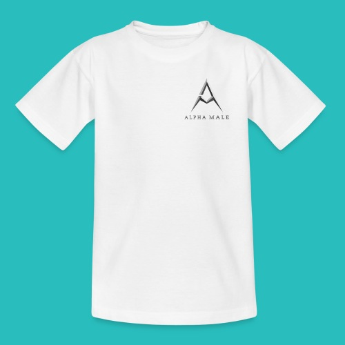 AlphaMale Jnr tee  - Kids' T-Shirt
