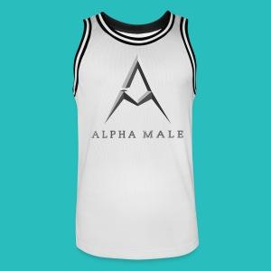 AlphaMale B-Ball  - Men's Basketball Jersey