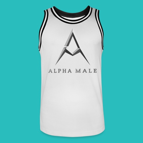 AlphaMale B-Ball  - Men's Basketball Jersey