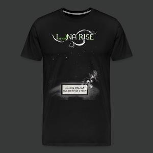 Luna Rise - Smoking - Männer Premium T-Shirt