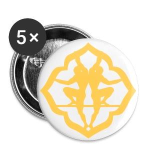 Badge petit 25 mm - LDMT,Lafay,Lafay Athletics,la douceur mène à tout