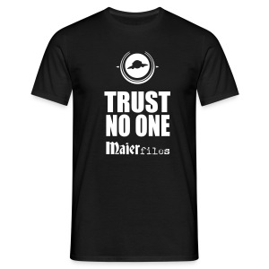 Trust No One - T-shirt Homme