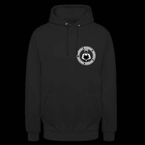 Mxbavrider Basic Black Hoodie - Unisex Hoodie
