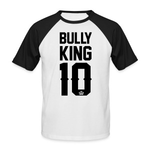 Bully-King - Männer Baseball-T-Shirt - Männer Baseball-T-Shirt