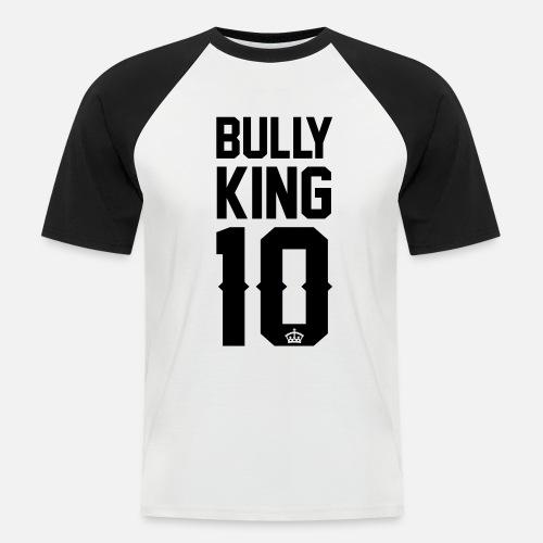 Bully-King - Männer Baseball-T-Shirt - Männer Baseball-T-Shirt