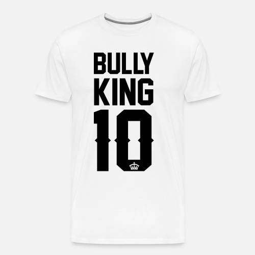 Bully-King - Männer Premium T-Shirt mit Frontdruck - Männer Premium T-Shirt