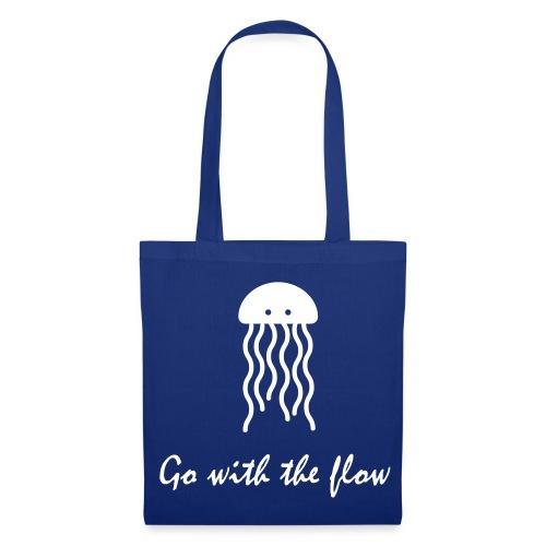 Go with the flow - Tas van stof
