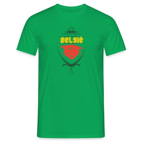 België Designer Shirt - Männer T-Shirt