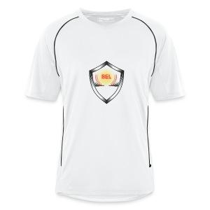 België Designer Shirt - Männer Fußball-Trikot