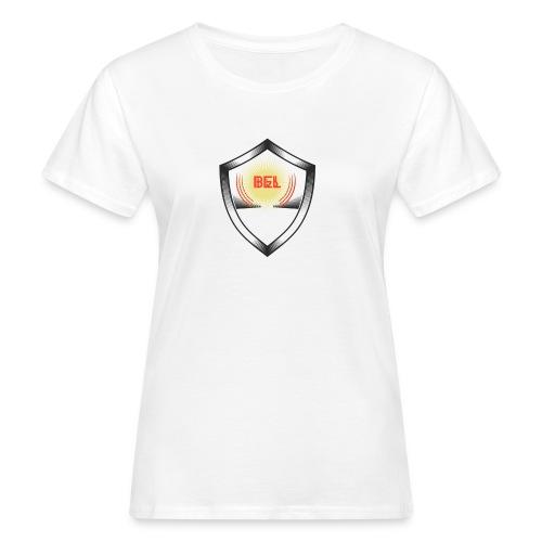 België Designer Shirt - Frauen Bio-T-Shirt