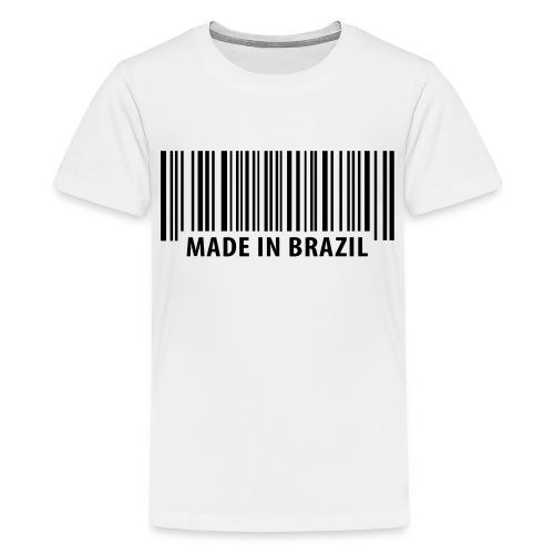 MadeinBrazil - Teenager Premium T-Shirt