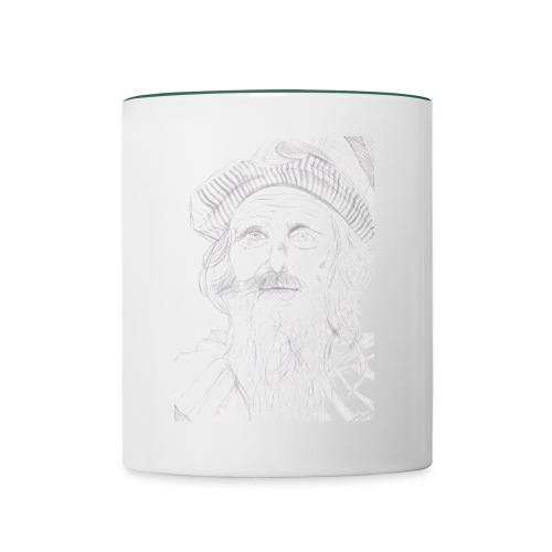 Mug Tenaris (Kazador) - Mug contrasté